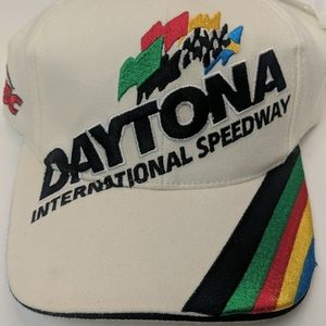 Daytona international speedway hat cap s/m